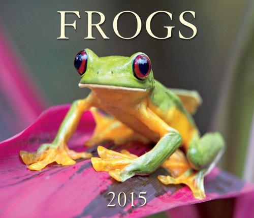 Frogs 2015 Calendar