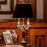 Europäische Luxus Wohnzimmer Crystal Tischlampe Schlafzimmer Nachttisch Lampe Kreative Beleuchtung Einfache Tischlampe