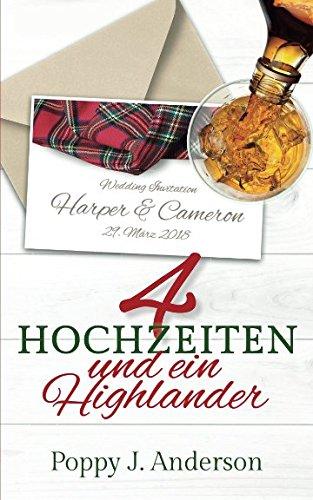 Vier Hochzeiten und ein Highlander (Just married, Band 2)