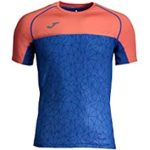 Joma Olimpia Flash Camisetas, Hombre, Royal, M