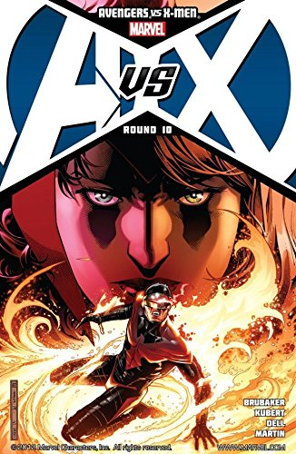 Avengers vs. X-Men #10 (of 12) (English Edition)