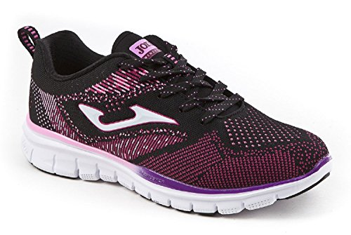 alaska Shoes Damen Joma Mod. alaska Wmns Black/ Pinkl