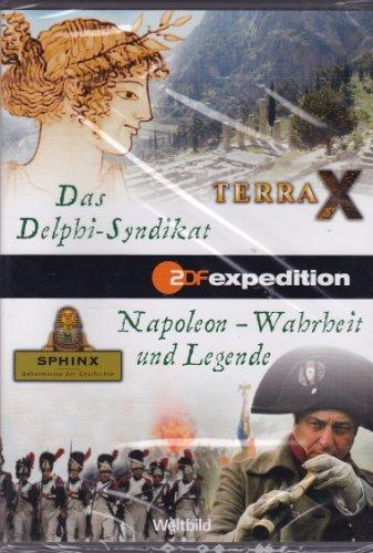 Terra X - Das Delphi-Syndikat & Napoleon-Wahrheit und Legende