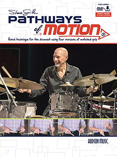 Pathways of Motion: Hand Technique for the Drumset Using Four Versions of Matched Grip
