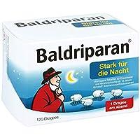 Baldriparan Stark fuer die Nacht, 1er Pack (1 x 120 Stück) preisvergleich bei billige-tabletten.eu