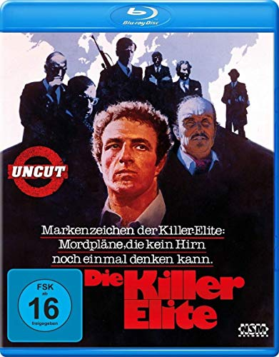 Die Killer Elite - Uncut [Blu-ray]