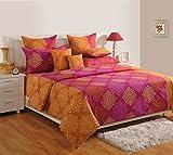 Swayam Midas 120 TC Cotton Double Bedshe...