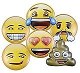 Tib Heyne TIB 15964–Máscaras Emoji