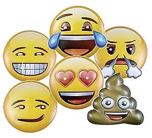 TIB 15964-Máscaras Emoji