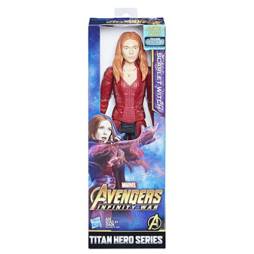 Marvel Infinity War Titan Hero Series - Braga de bufanda con puerto Titan Hero Power FX