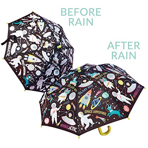 Floss & Rock Space - Paraguas Que Cambia de Color