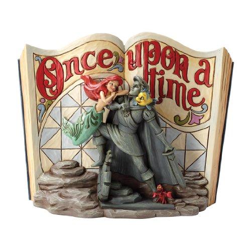 enesco-disney-tradition-figurilla-once-upon-a-time-con-la-sirenita-ariel-de-resina-altura-de-18-cm-m