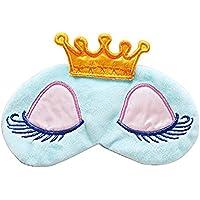 Prinzessinen Schlafmaske (blau), Vergiss die Welt um Dich herum und träum Dich in Dein eigenes Königreich - Qualität... preisvergleich bei billige-tabletten.eu