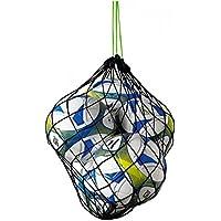Erima GmbH 723002 Red para 5 Balones, Negro/Verde, 00
