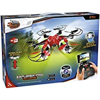 Price comparsion for Brands World Xtrem raiders-explorer Pro hexadrone