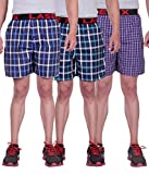 Laser X Boxer for Men - Pack of 3