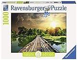 Ravensburger 19538 - Nature Edition Luce Mistica Puzzle, 1000 Pezzi