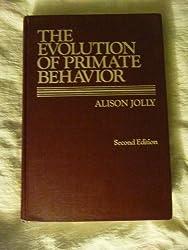 The Evolution of Primate Behaviour