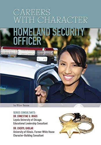 Homeland Security Officer (careers With Character) por Ellyn Sanna epub