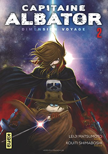 Capitaine Albator Dimension Voyage, tome 2
