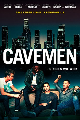 Cavemen Cover