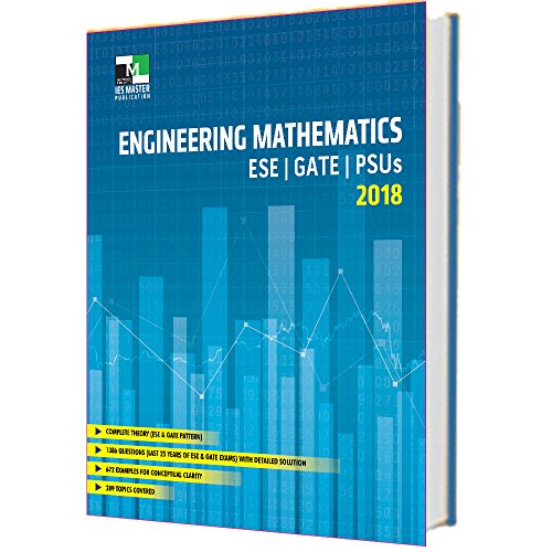 ENGINEERING MATHEMATICS - ESE,GATE,PSUs 2018