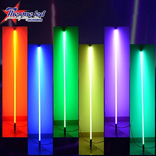 theoneled-fiber-optic-led-whips-antenna-led-safety-whip-flags-white-6ft18m-by-the-one-led-lamp
