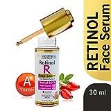 Volamena Retinol Face Serum with 0.5% Retinol, Vitamin E,C & hyaluronic acid 30
