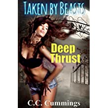 Taken by Beasts: Deep Thrust (English Edition)