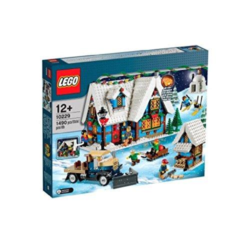 LEGO 10229 Winterliche Hütte (Lego 10229)