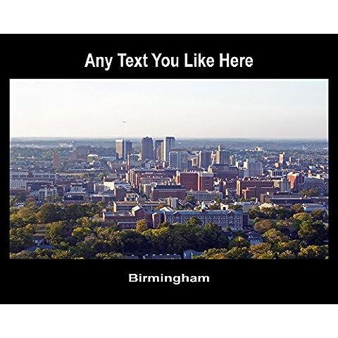 Tovaglietta Birmingham, Regno Unito,