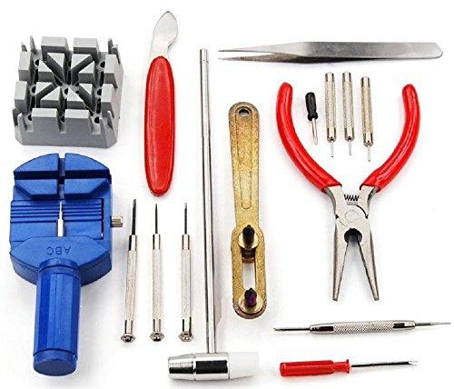 Kit Reparatur von Uhren–professionelle Zubehör für die Wartung, die Reparatur und Austausch der Komponenten von Uhren