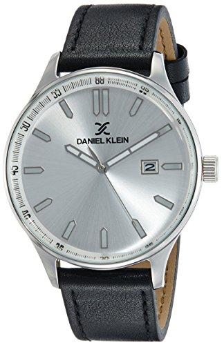 Daniel Klein Premium-Gents Analog Silver Dial Men's Watch - DK11648-1
