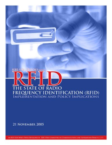 RFID: The State of Radio Frequency Identification (RFID) Implementation and Policy Implications (English Edition)
