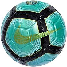 Balón Fútbol Nike Strike CR7 Talla Única, Color Turquesa, Negro