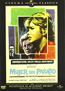 The Chalk Garden (Mujer Sin Pasado) Spanish import, plays in English