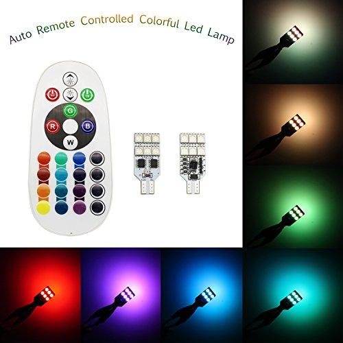 2-led-stimmungslicht-t10-rgb-12smd-5050-mit-fernbedienung-controller-breite-lampe-stroboskoplicht-le