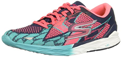 Skechers Womens/Ladies Go Meb Speed 4 Lightweight Track Running Shoes