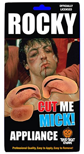 Makeup Cut Me Mick Gesicht Augen Film Rocky Balboa Geräte UFC Herren Kostüm