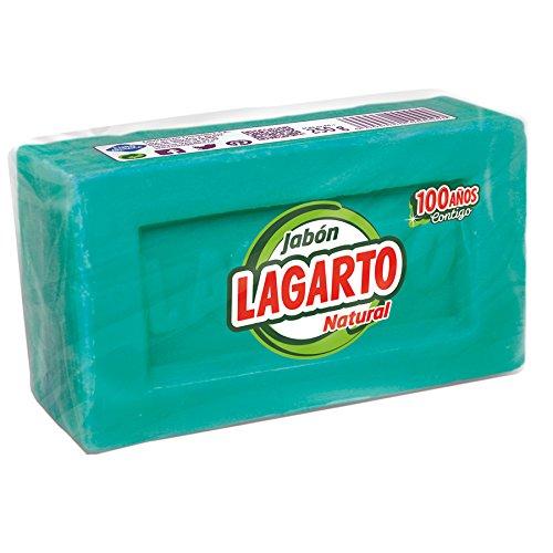 Lagarto Jabón Natural Verde - Paquete 48 x 250 gr