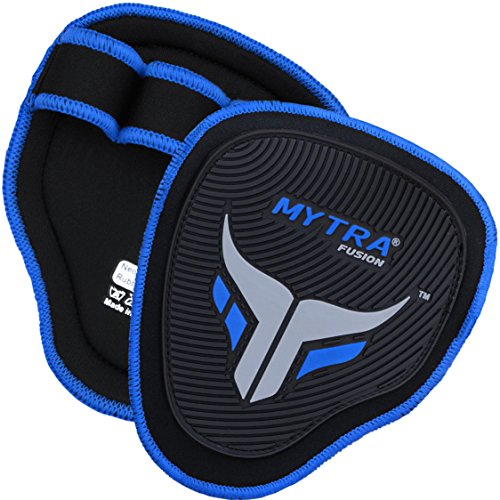 Mytra-Fusion-Grip-Pads-Gym-Bar-Grips-Gym-hand-Grip-for-Men-Women-Workout-CrossFit-grip-pads-weight-lifting-grip-weightlifting-pad-weightlifting-palm-grips-palm-grip-gloves-hand-grips-gymnastics-bar-gr