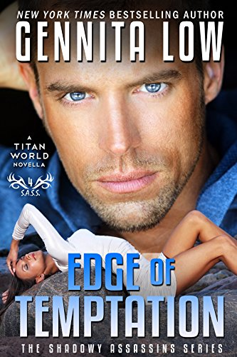 Edge of Temptation (Shadowy Assassins (S.A.S.S.) Book 4) (English Edition)