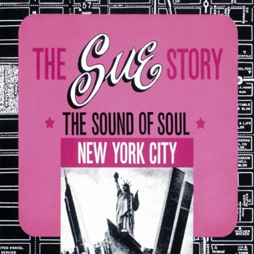 The Sue Records Story: New York City (The Sound of Soul) by Ritchie Barrett, Ike & Tina Turner, Bill Doggett, The Blenders, Jackie Brenston, (1994-09-06)