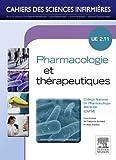 Image de Pharmacologie et thérapeutiques: Unité d'enseignement 2.11