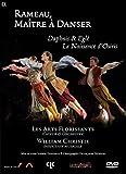 Rameau, Le maître à Danser - Daphnis & Eglé - La Naissance D'Osiris [Import italien]