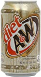Product Image of A and W Diet Root Beer 355 ml (Pack of 6)