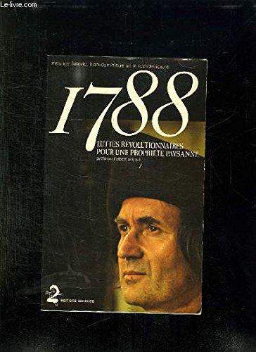 1788 par Maurice Failevic, Jean-Dominique de La Rochefoucauld