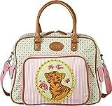 Room Seven BV Diaper bag S157004 Damen Henkeltaschen 40x30x14 cm (B x H x T), Pink (Pink 34)