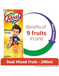 Real Fruit Power Mixed Fruit, 200ml