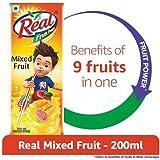 Real Fruit Power Mixed Fruit, 200ml